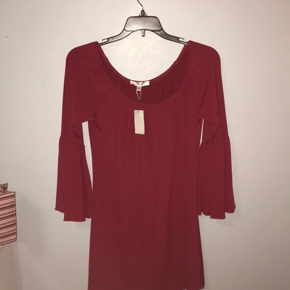 010b54f00cd RUBY RED DRESS. NWT. Spense
